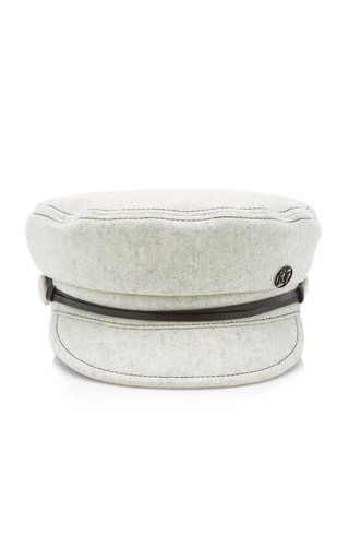 New Abby Thick Wool Cap
