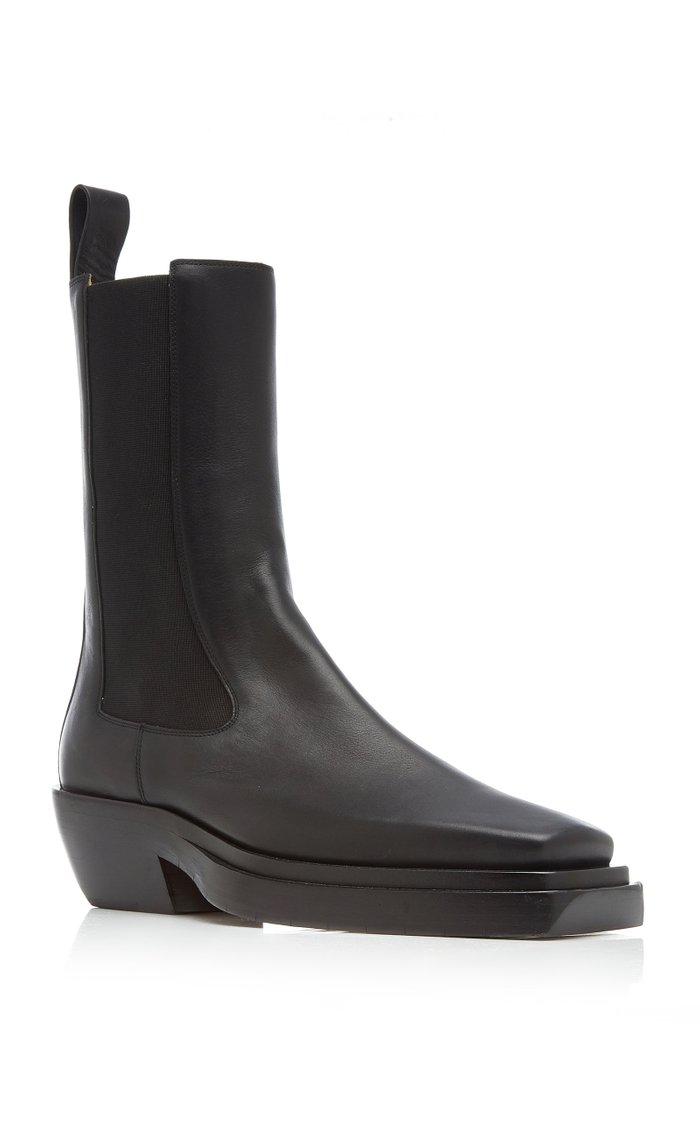 The Lean Chelsea Boots