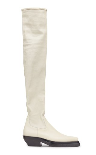 The Lean Over-The-Knee Boots