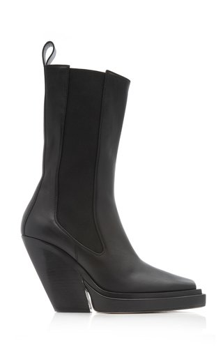 The Lean Leather Boots