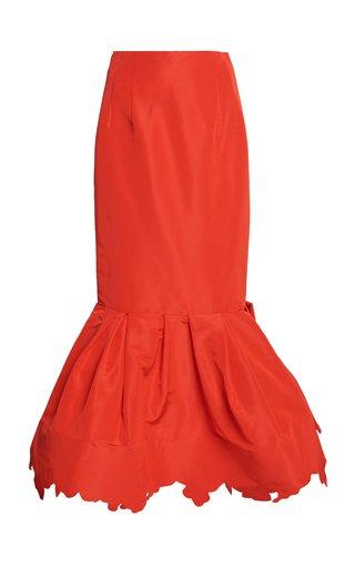 Silk Mermaid Skirt