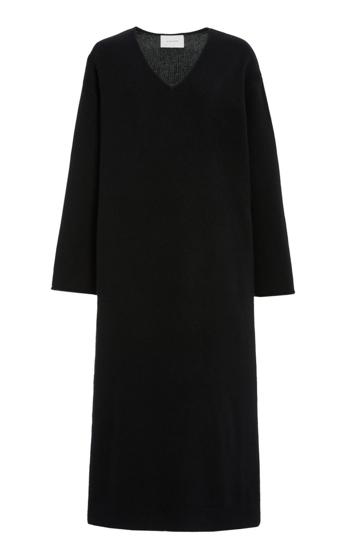 Simonetta Cashmere Knit Dress