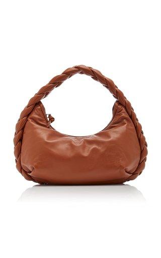 Espiga Woven Organic Cotton Shoulder Bag