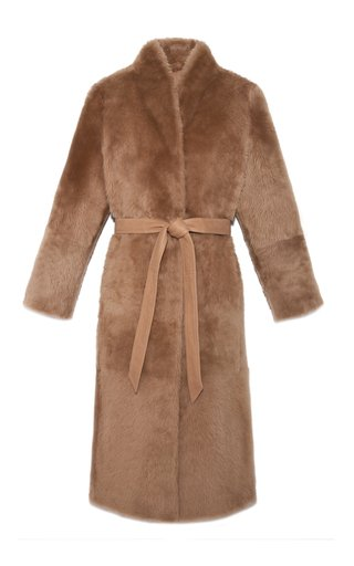 The Valley Shearling Coat