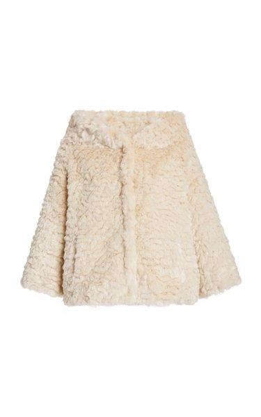 Chilla Swinger Faux Fur Jacket