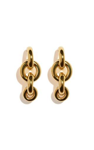 Gold-Tone Nonna Rosa Earrings