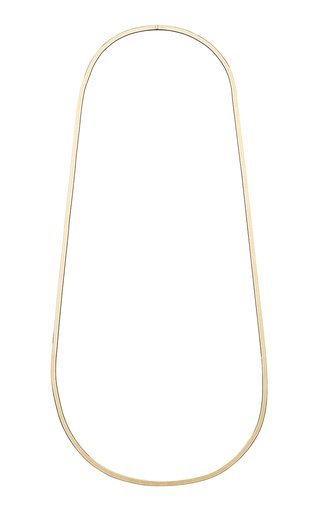 Chain Gold-Plated Sterling Silver Necklace
