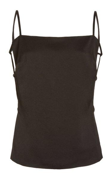 Simone Cutout Jersey Camisole