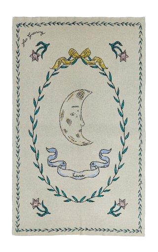Moon Cashmere Throw