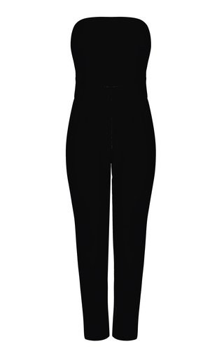 Auzia Heavy Crepe Jumpsuit