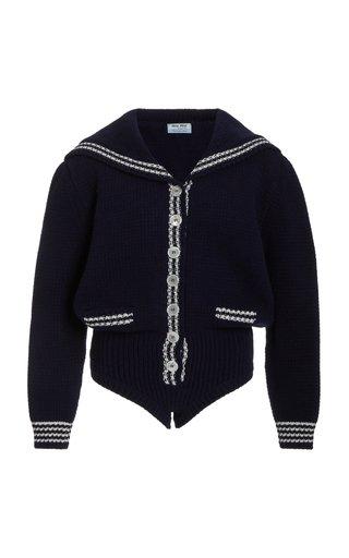 Wool Knit Bodysuit