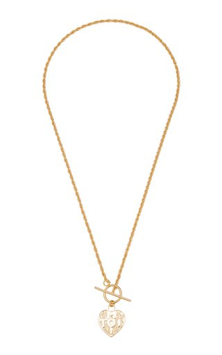 Toi Moi 18K Gold-Plated Necklace