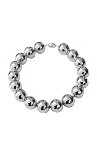 Perriand Sterling Silver Collar