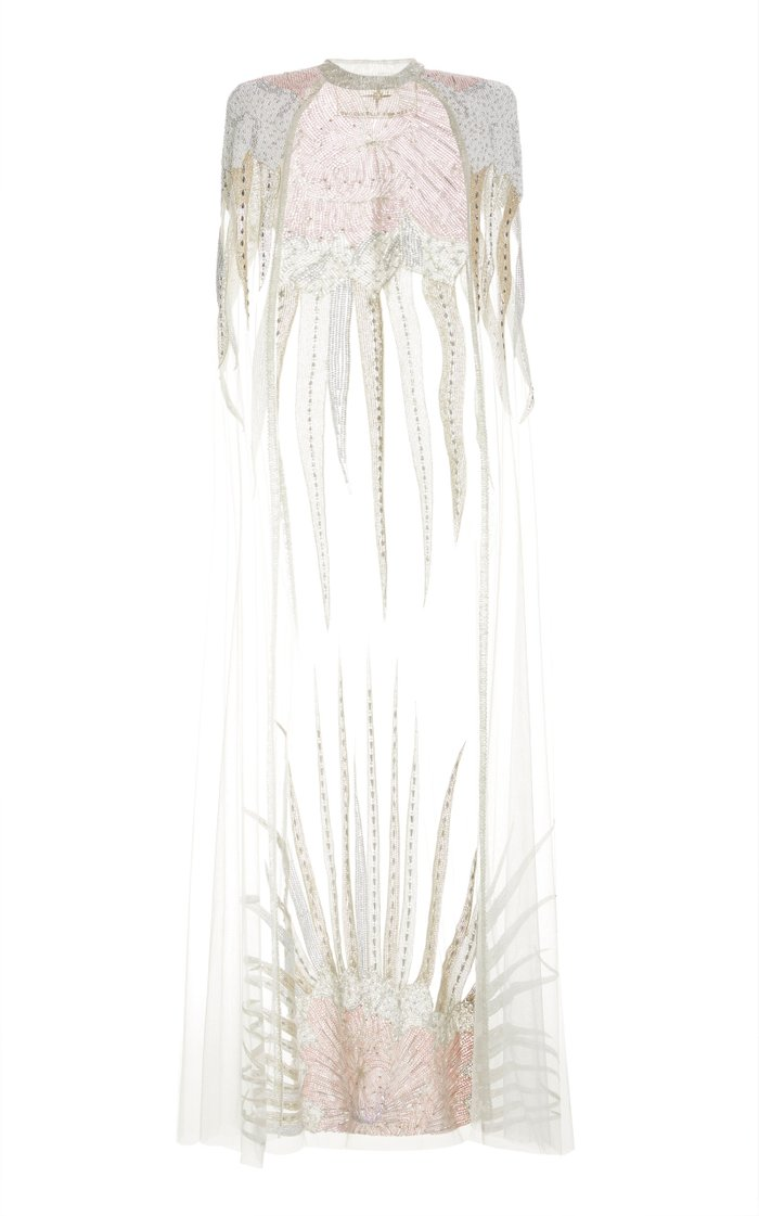 Queen Of The Night Cape