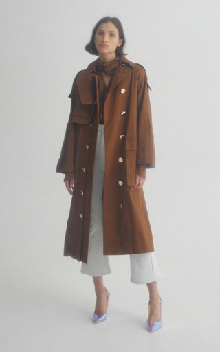 Alston Long Lined Trench