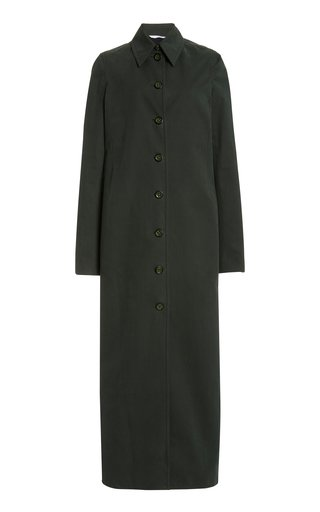 Specialorder-Cotton-Blend Trench Coat-KB