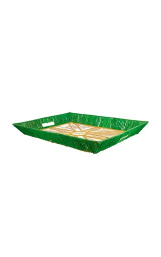 Pineapple Square Tray