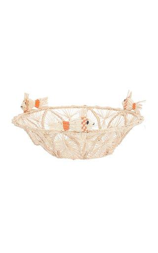Coral Fish Bread Basket