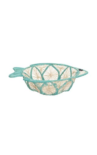 Oval Fish Bread Basket