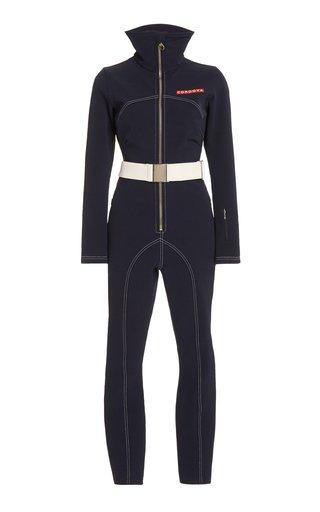 Le Arcs Stretch-Jersey Ski Suit