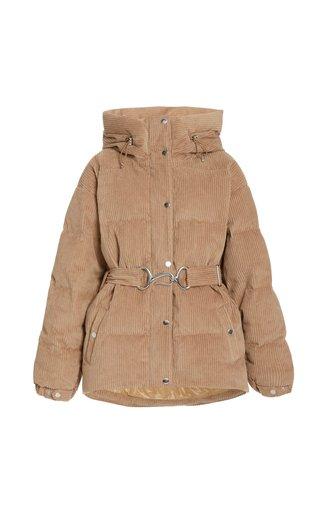 Mammouth Cotton Corduroy Down Puffer Jacket