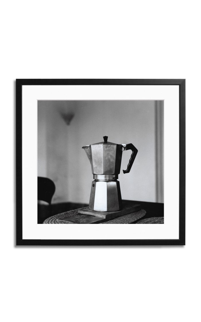 Moka Framed Photography Print