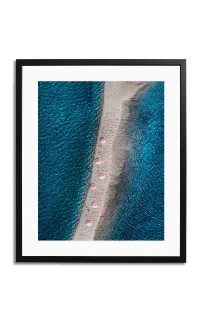 Kamalame Cay, Bahamas Framed Photography Print