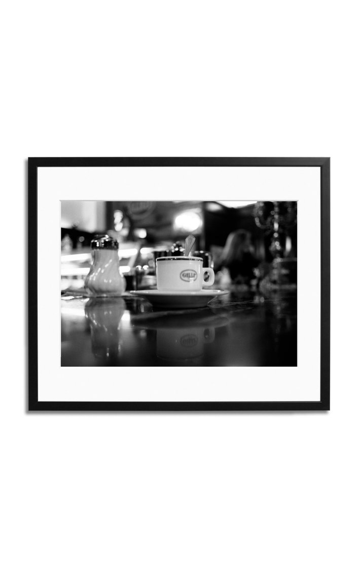 Caffe Gilli Framed Photography Print