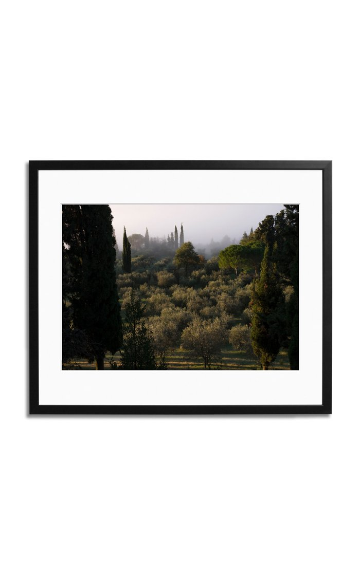 Pienza Framed Photography Print