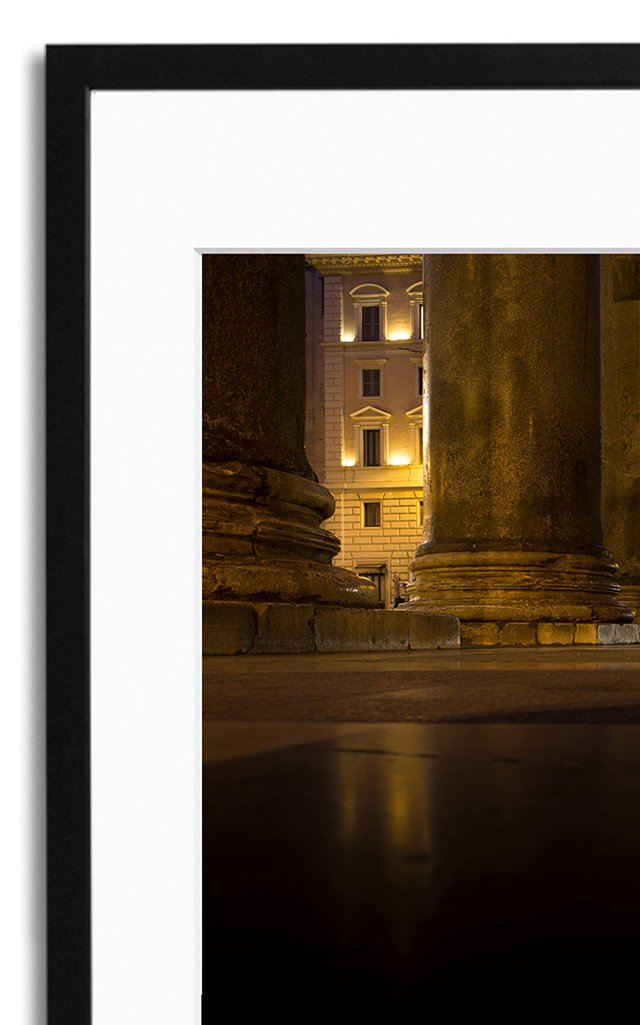 Pantheon, Rome Framed Photography Print