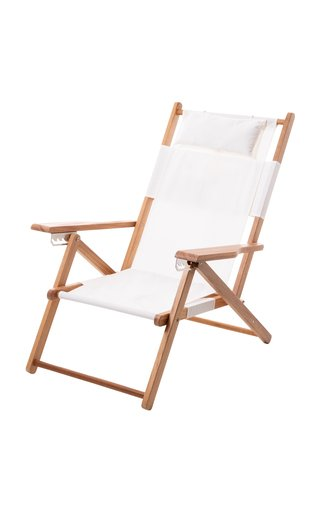 Tommy Canvas Beach Chair
