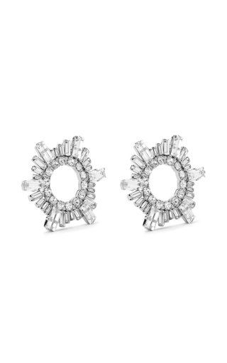 Begum Mini Crystal-Embellished Earrings