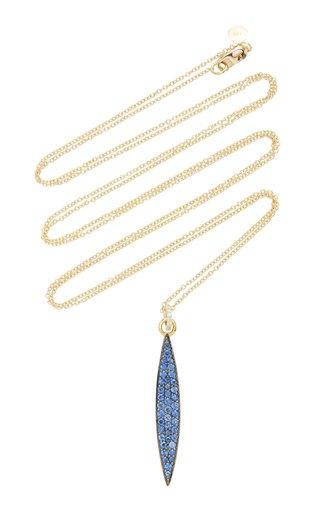 Odette Blue Sapphire Necklace