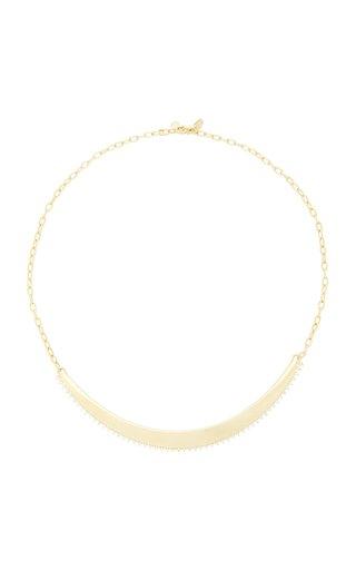 Cybil 14K Gold Diamond Necklace