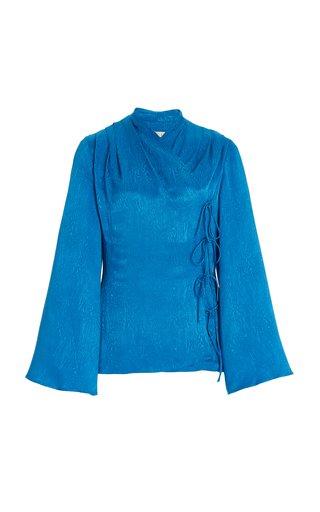 Roya Moiré Evening Jacket