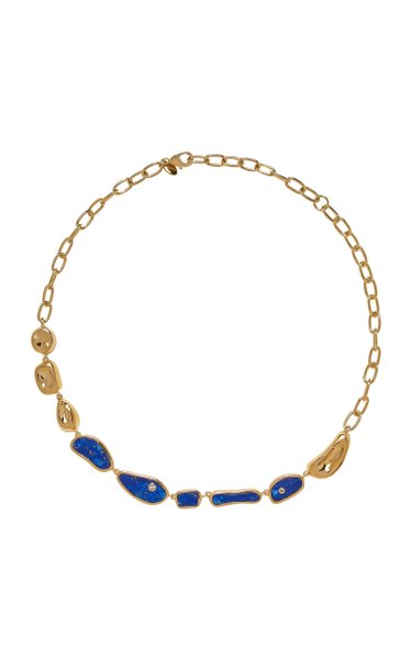 Hilma 14K Gold-Plated Collar