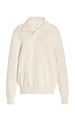 Classic Fleece Yacht Cotton Sweatshirt