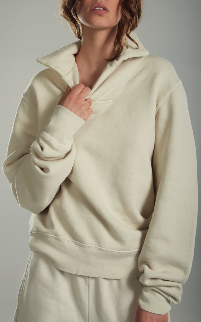 Yacht Cotton Sweatshirt