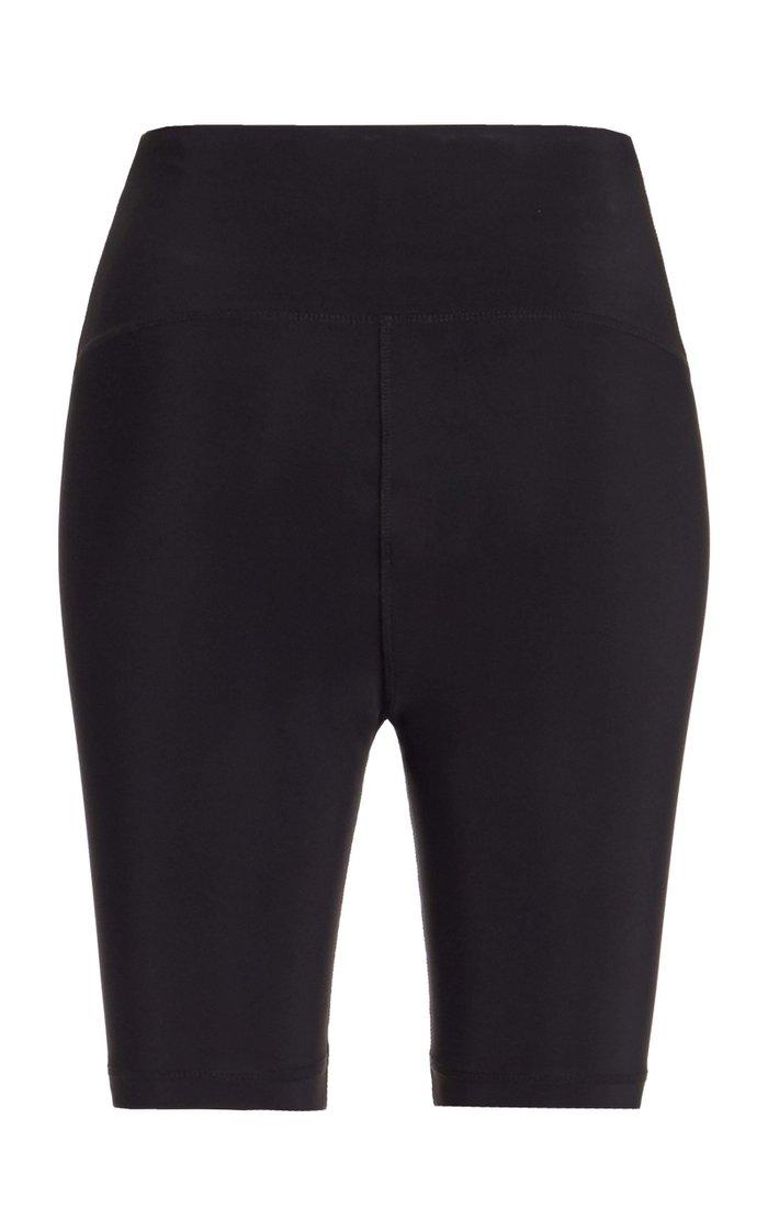 Stretch-Jersey Bike Shorts