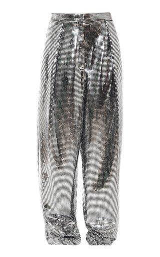 Wide Leg Disco Pants
