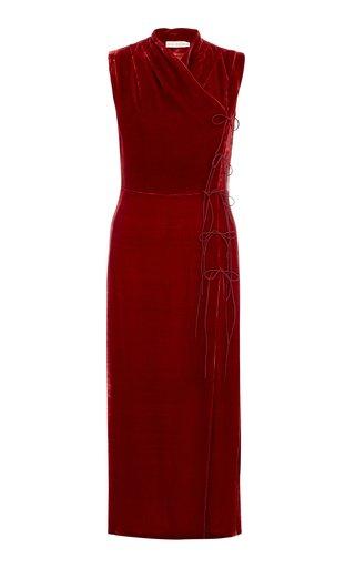 Jana Velvet Dress