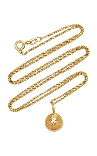 Magi 24K Gold-Plated Necklace
