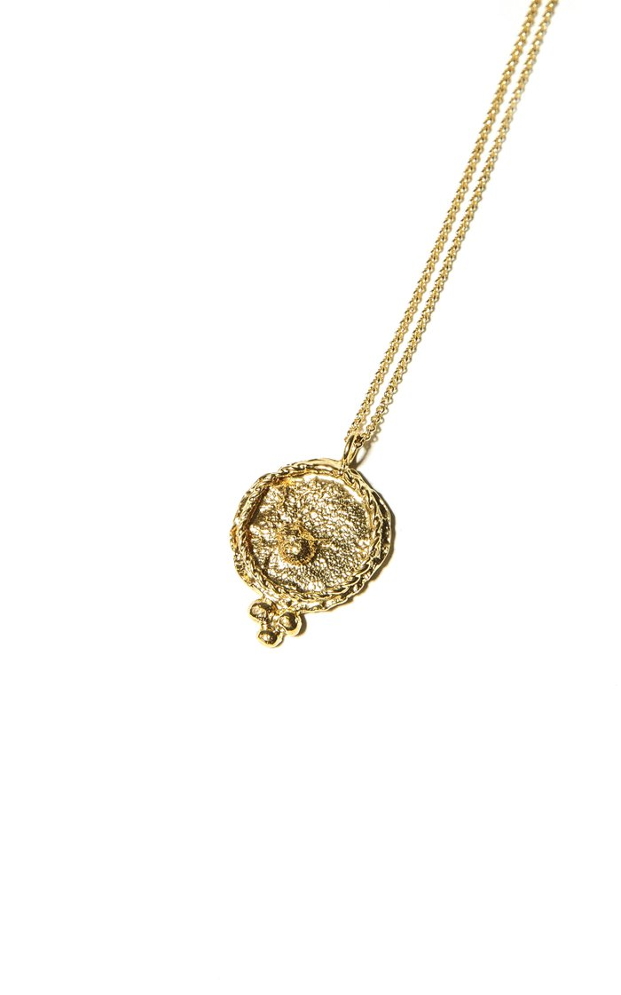 Medina 24K Gold-Plated Necklace