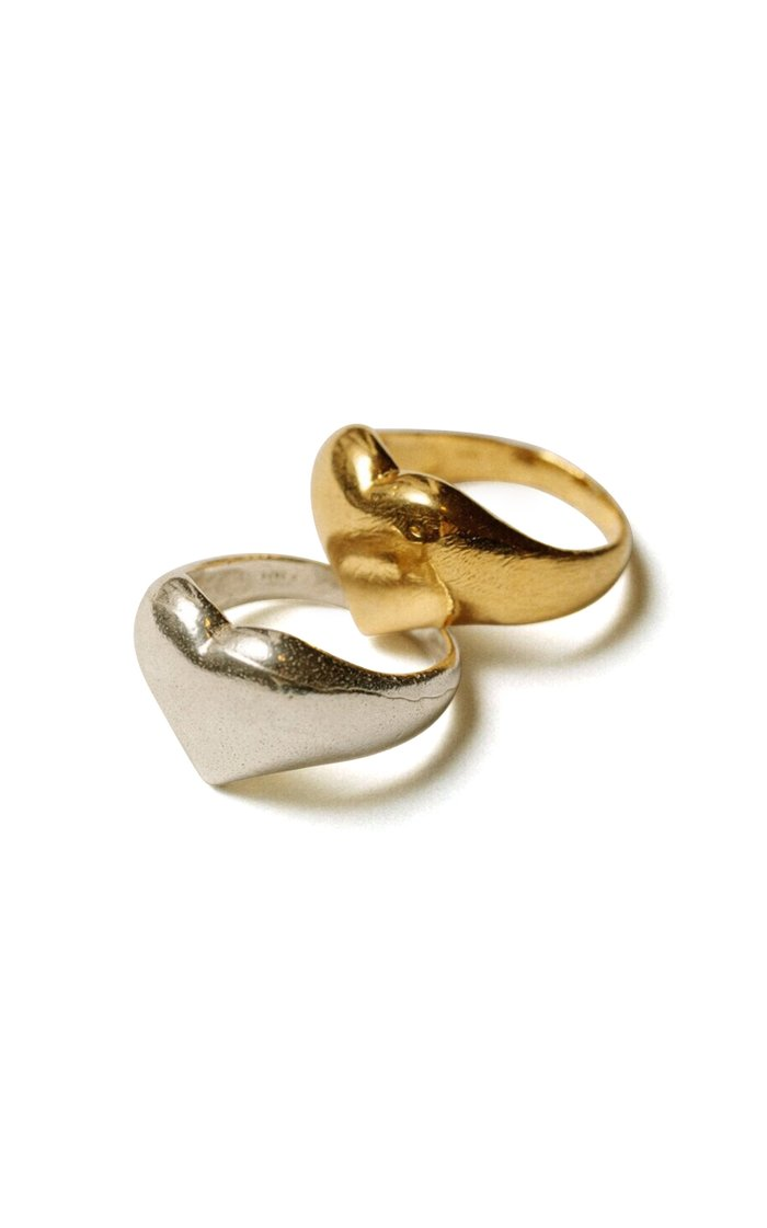 Doni Madonna 24K Gold-Plated Ring