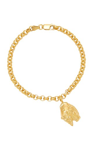 The Golden Ratio 24K Gold-Plated Bracelet
