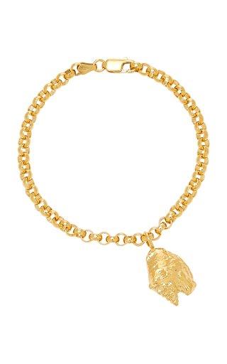 The Golden Ratio 24K Gold-Plated Bracelet