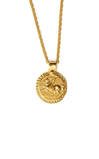 A Rococo Tale 24K Gold-Plated Necklace