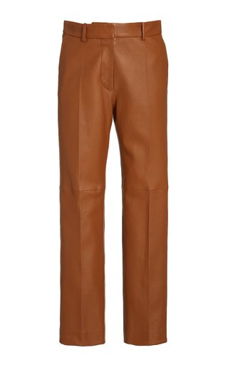 Coleman Stretch Leather Pants