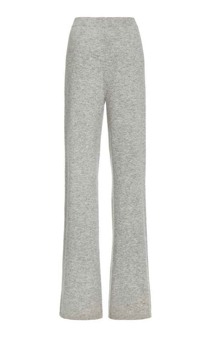 Wool-Cashmere Lounge Pants