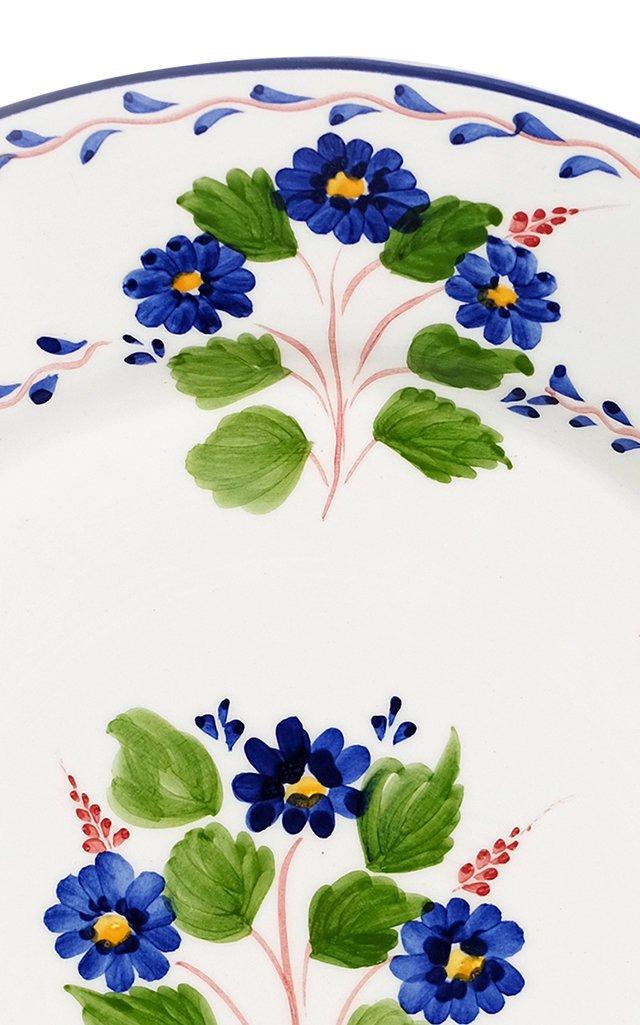 Fleur Dinner Plate